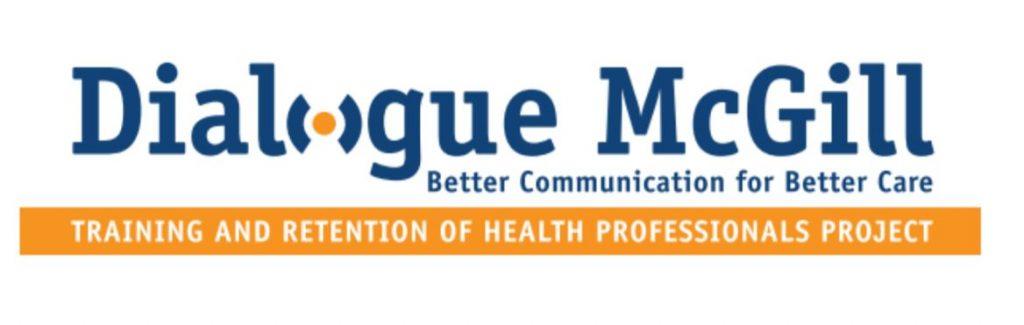 Dialogue McGill signature